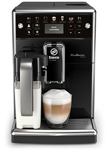 Saeco SM5570/10 PicoBaristo Deluxe Kaffeevollautomat (LED...