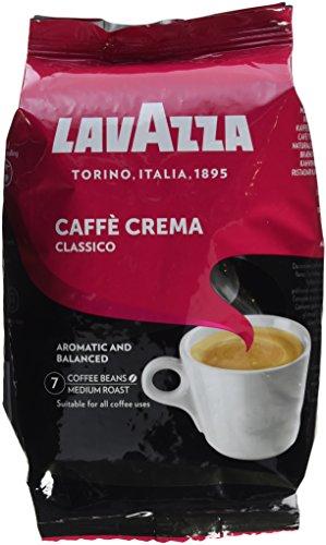 Lavazza Caffè Crema Classico, 1er Pack...