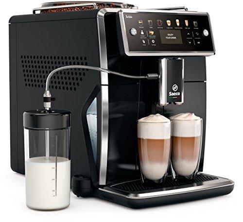 Saeco SM7580/00 Xelsis Kaffeevollautomat, 12...