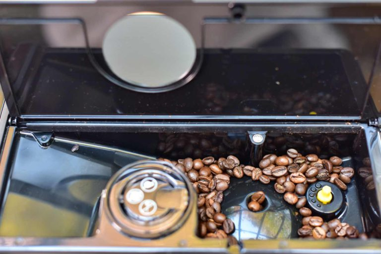 Mahlwerk Kaffeevollautomat