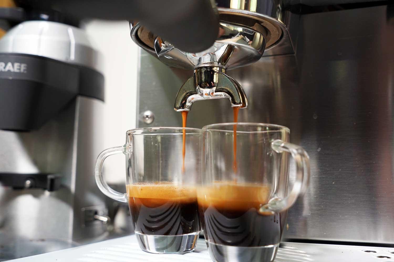 zwei Espressos