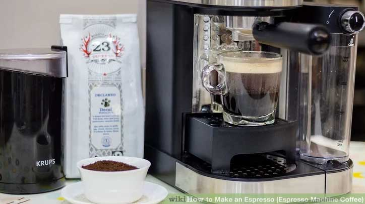 Espresso jetzt beziehen