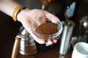 Kaffeebohnen grob gemahlen für French Press